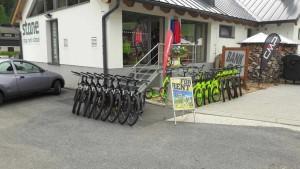 M Ski Bike Rent
